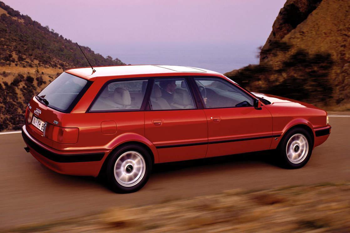1991 Audi 80 90 B4